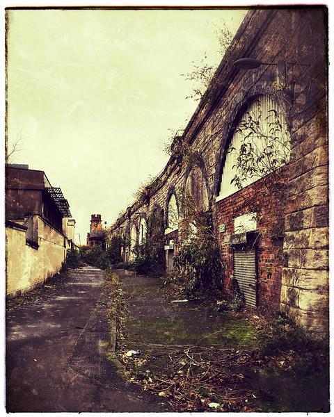 Shipbank Lane Glasgow