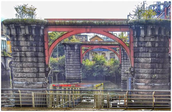 Caledonian Railway Bridge, Glasgow