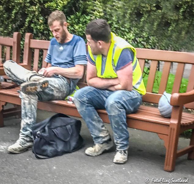 Workmen