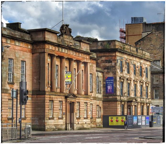 Custom House, Glasgow