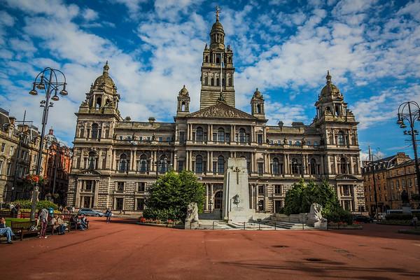 City Chambers, Glasgow