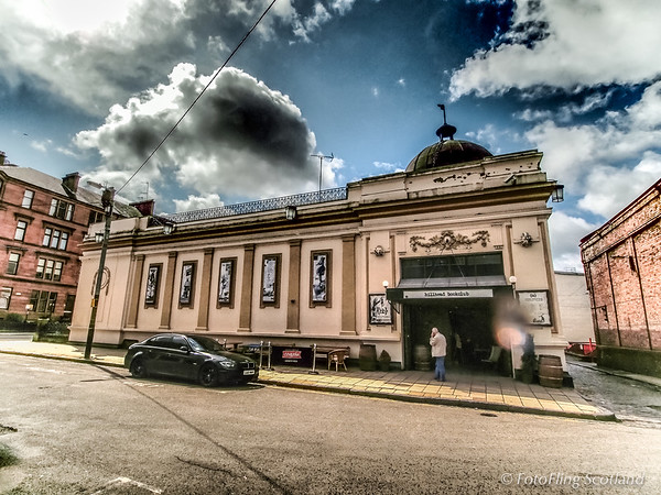 Former Salon Cinema, Hillhead, Glasgow