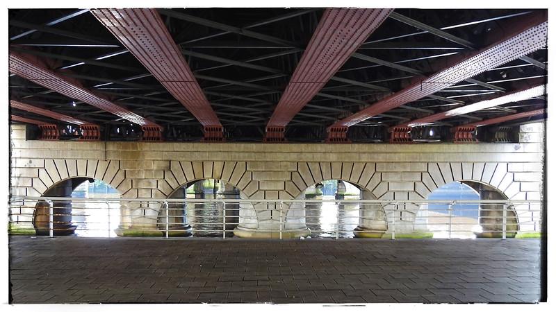 Beneath Caledonian Bridge