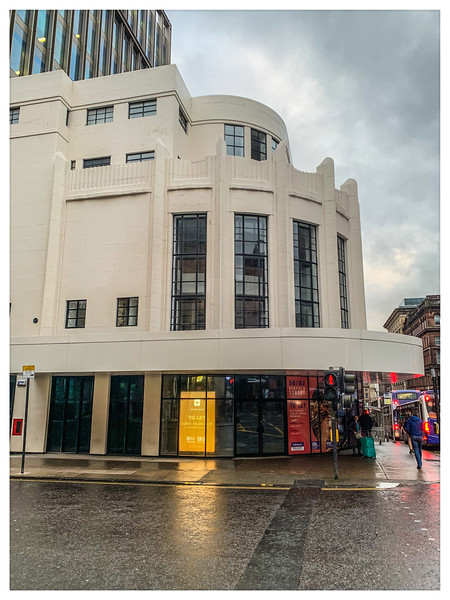 Former Odeon Cinema, Glasgow