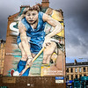 Commonwealth Games murals by Guido Van Helten