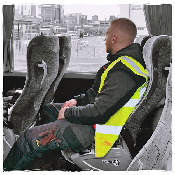 The Workman's Bus Ride Home