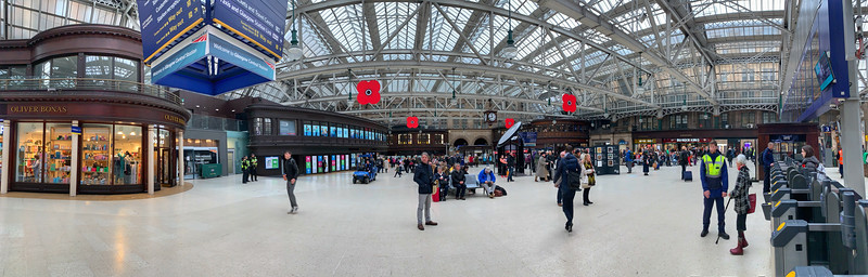 Central Station Panorama