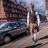 Kiltie Street Walker in Glasgow