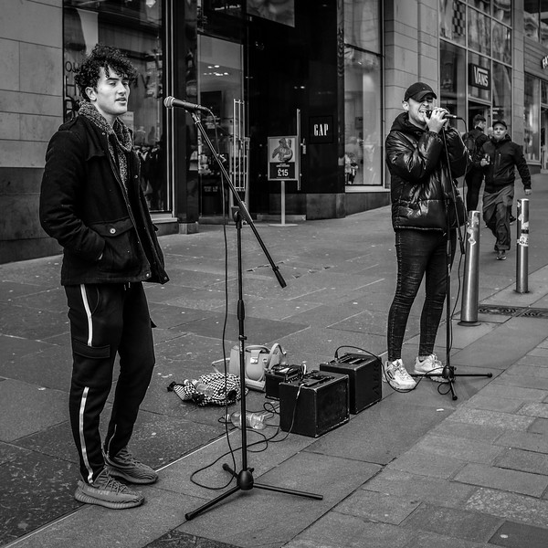 Glasgow Buskers