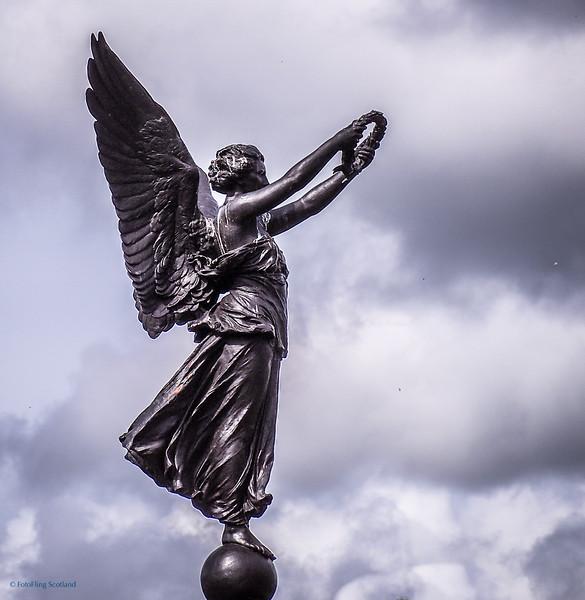 War Memorial - Victoria Park