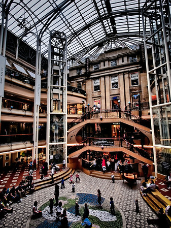 Princes Square, Glasgow