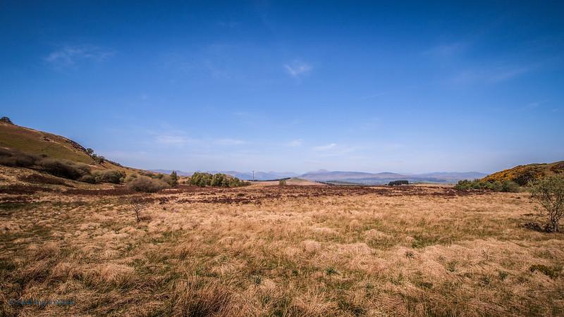 View from Auchineden Hill