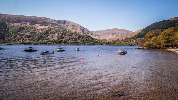 Loch Lomond at Rowardennan