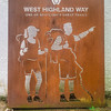 Entrance to West Highland Way
