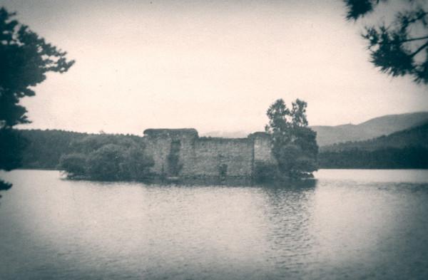 Castle and Loch an Eilein