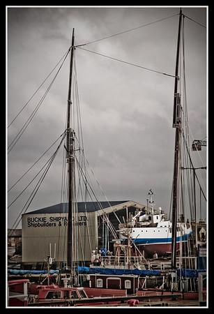Buckie Boat  Building