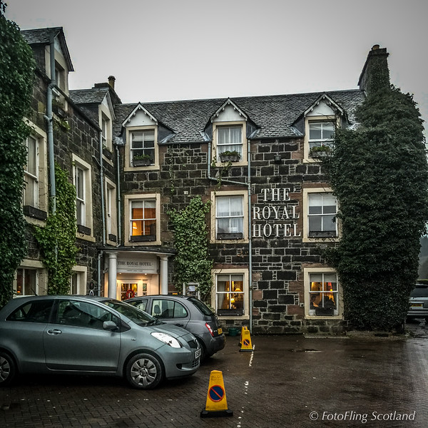 Royal Hotel,  Comrie