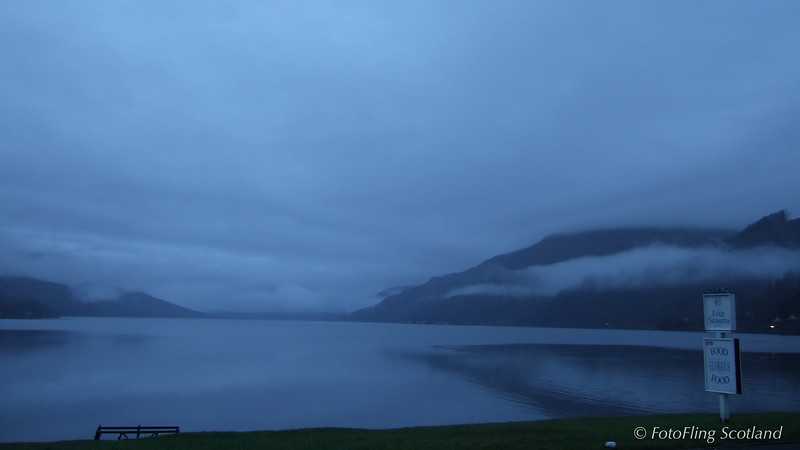 Loch Earn at St Fillians