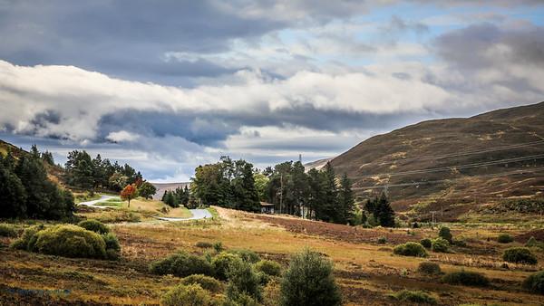 nr. Loch Kinardochy