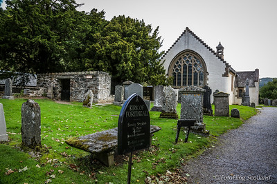 Kirk of Fortingall