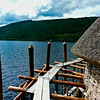 Loch Tay from the Crannog
