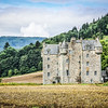Castle Menzies, Aberfeldy, Perthshire