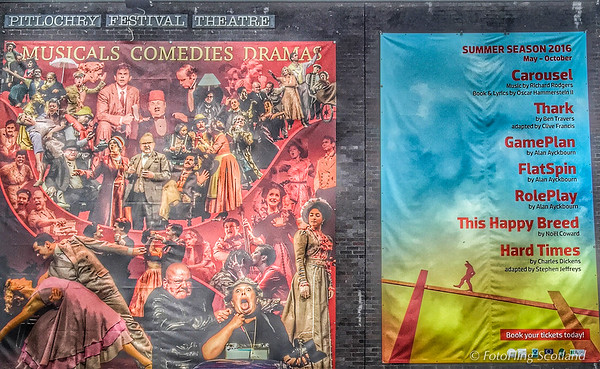 Pitlochry Festival Theatre - 2016 Season