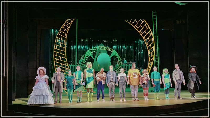 "Curtain Call: ""The Wizard of OZ"""