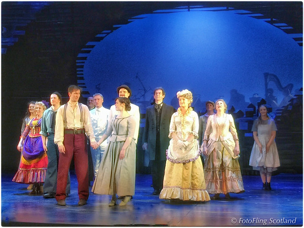 Pitlochry Festival Theatre - Curtain Call - 'Carousel'
