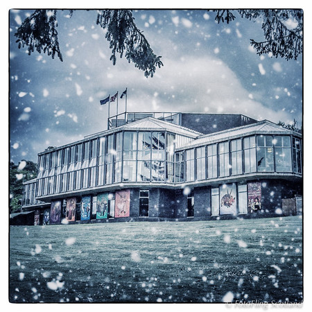 Pitlochry Festival Theatre - Winter
