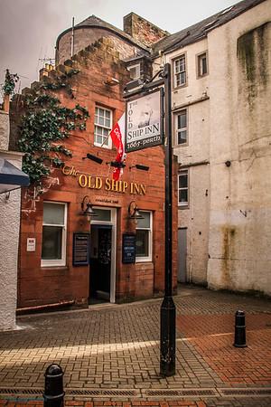 Old Ship Inn, Perth