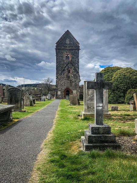 St Andrew's Tower, Peebles