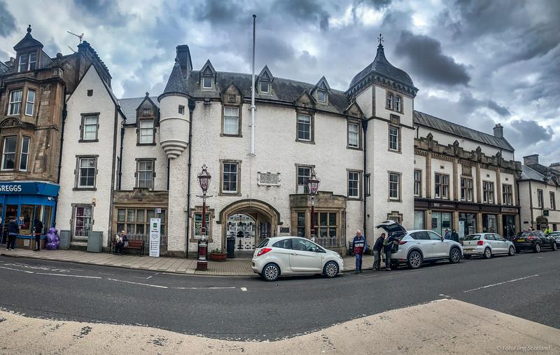 Tweeddale Museum and Gallery