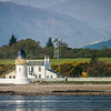 Corran Lighthouse & Lodge, Loch Linnhe