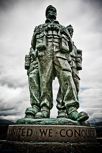 Comando Memorial, Spean Bridge