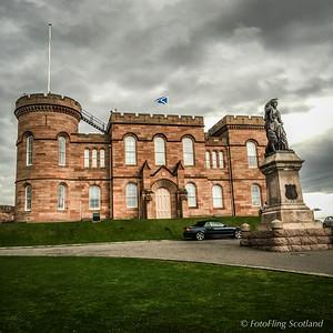 Flora MacDonald & Inverness Castle