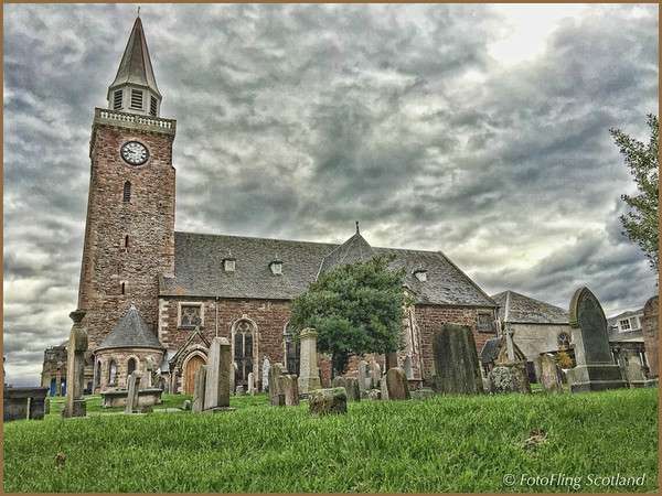 Old High St. Stephen's Church, Inverness