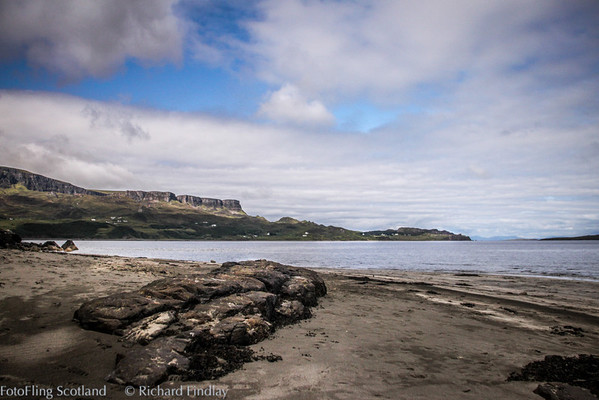 Staffin Bay, Isle of Skye
