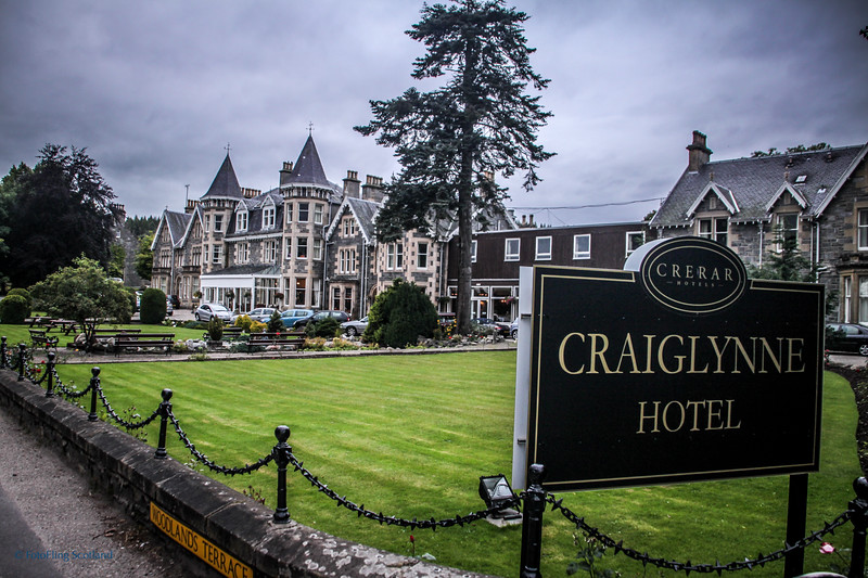 Craiglynne Hotel, Grantown on Spey