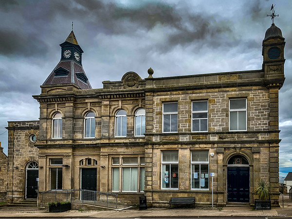 Lossiemouth Library and Town Hall