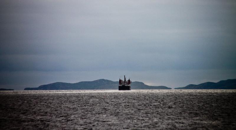 Ferry to Stornoway