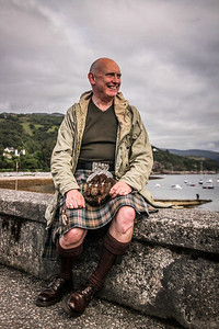 A Scotsman in Ullapool 2010