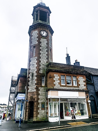 Clock Tower, Castle Douglas