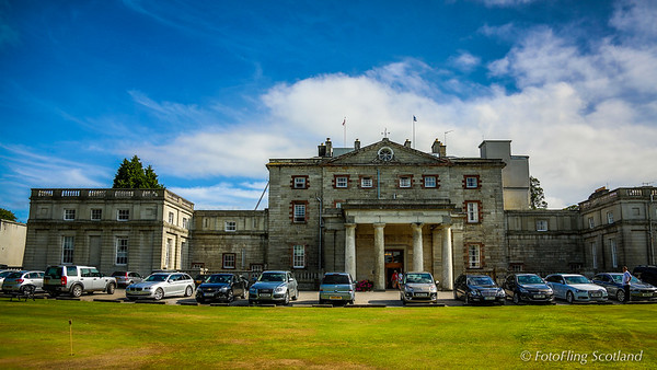 Cally Palace, Gatehouse of Fleet
