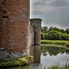 Caerlaverock Castle - one of Scotland's great medieval fortresses