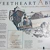 Sweetheart Abbey - the last Cistercian abbey established on Scottish soil