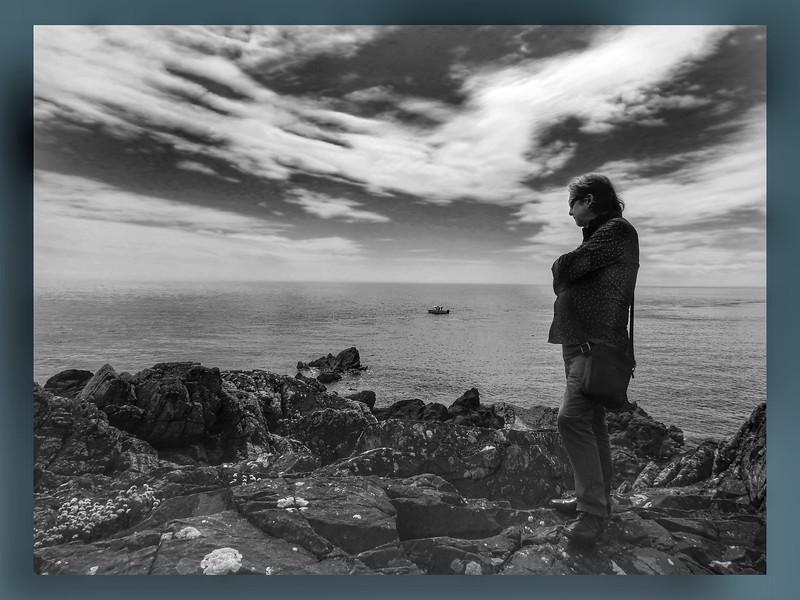 Rocks at Isle of Whithorn