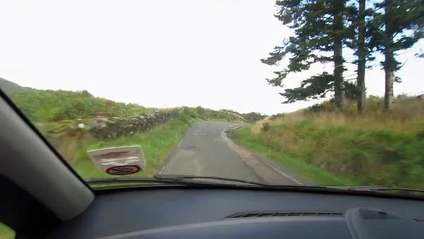 Meandering along the Scottich Roads