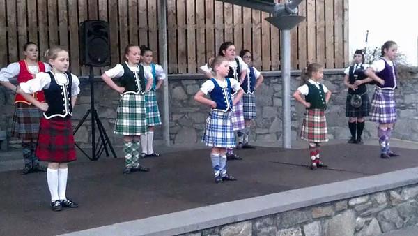 Scottish Dance in Ullapool