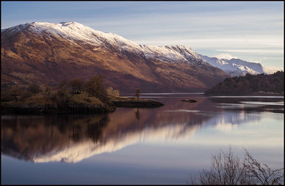 The Isles of Glencoe, Loch Leven